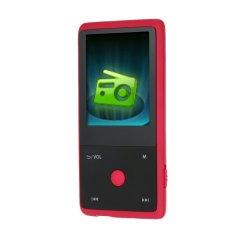 HOTT MU1036 2015 Bluetooth MP3 Player 8 GB 1.8 Inch Layar SportsMP3 Player Tinggi Kualitas Lossless Perekam FM E-Book Clock -Intl