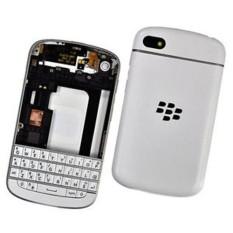 Jual Housing Bb Blackberry Q10 Casing Kesing Case Fullset Flexible Keypad Baru