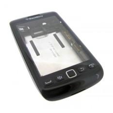 Housing BB Monza Blackberry 9860 Casing Kesing Case Fullset Touchscree