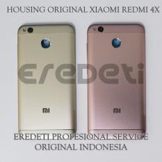 Jual Beli Housing Original Xiaomi Redmi 4X Gold Rosegold
