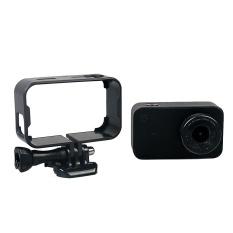 Promo Perumahan Side Mount Melindungi Frame Case Cover Rumah Cap Box Untuk Xiao Mi Mijia Mini Kecil Sports Action Camera Dengan Mount Adapter Intl Di Tiongkok