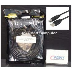 Beli Howell Kabel Usb Printer Scanner 10M 10 Meter Cable Hwl Ub2Ambm 10M Howell Dengan Harga Terjangkau