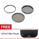 Pusat Jual Beli Hoya Filter Kit Uv Cpl Nd8X 67Mm Gratis Hoya Filter Pouch Jawa Barat