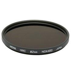 Hoya Filter ND400 HMC 82mm - Hitam