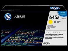 Harga Hp 645A Toner Cartridge C9732A Kuning Hp Asli