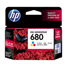 Beli Hp 680 Tri Color Ink Cartridge Cicil