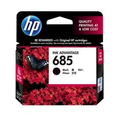 Harga Hp 685 Black Ink Cartridge Lengkap