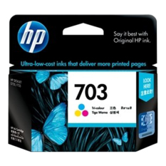 Hp 703 Color Ink Cartridge Original