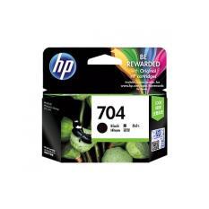 Diskon Hp 704 Black Ink Cartridge