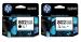 Beli Hp 802 Original Black Color Ink Cartridge 1 Set 2 Buah Online Indonesia
