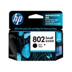 Beli Hp 802 Small Black Ink Cartridge Ch561Zz Hp Online