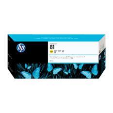 HP 81 Black/Magenta/Cyan/Yellow Dye Printhead And Printhead Cleaner - Original