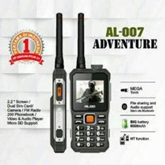 HP ALDO AL007 / AL 007 ADVENTURE HT FUNCTION