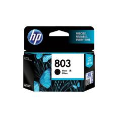 HP Tinta 803 Black Original