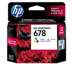 Catridge HP 678 Colour