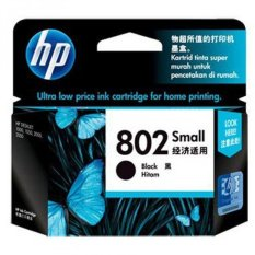 HP Catridge 802 Black