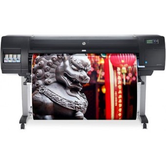 Review Hp Designjet F2L45A D5800 Production Printer Hitam