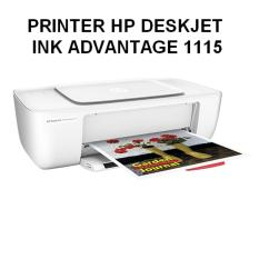 HP DeskJet Ink Advantage 1115 Printer - Putih