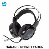 Promo Hp Gaming Headset H120 Hitam Hp