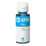 Review Hp Gt52 Cyan Original Ink Bottle