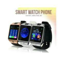 Beli Hp Handfone Jam Tangan Layar Sentuh Smartwacht Bisa Telfone Dan Sms Bj Kredit Dki Jakarta