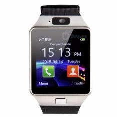 HP HANDFONE JAM TANGAN LAYAR SENTUH SMARTWACHT BISA TELFONE DAN SMS.BJ