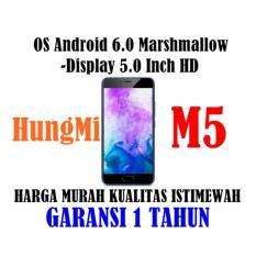 HP HUANG MI M5 RAM 1 ANDROID 6 DOUBLE CAMERA BELAKANG DAN LAYAR HD