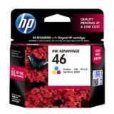 Harga Hp Ink Advantage 46 Tri Color Satu Set
