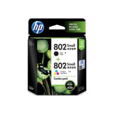 HP INK AND TONER CARTRIDGE 802 SMALL COMBO-PACK ORIGINAL (CR312AA)