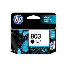 HP INK AND TONER CARTRIDGE 803 BLACK ORIGINAL (F6V21AA)