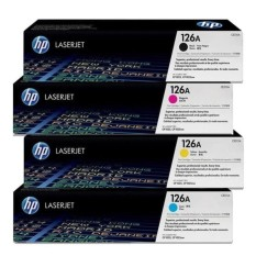Hp Laserjet Toner Cartridge 126A Color Series CE311A Sd CE313A ORI