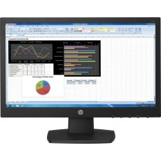 Jual Hp Monitor Led V223 22 Hitam Hp Original