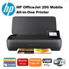 HP OfficeJet 250 Mobile atau Portable Printer All-in-One Wifi direct