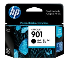 Obral Hp Officejet 901 Black Ink Cartridge Murah
