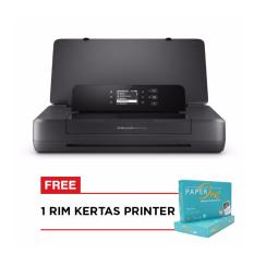 Hp Officejet Mobile 200 Printer Hitam Hp Diskon