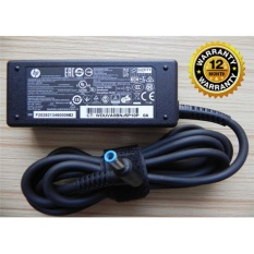 HP Original Adaptor Charger Notebook Laptop Elitebook Folio 1040 GI F2R68UT F2R7OUT F2R7AUT 19,5V 2,31A (4,5*3,0) Berikut Kabel Power