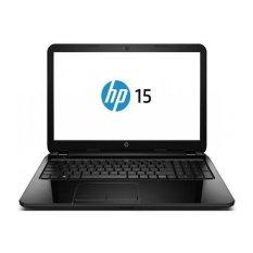 HP Pavilion 15-G005AX - AMD Quad-Core A8-6410 - 4 GB RAM - Hitam