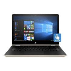 HP Pavilion X360 14-BA004TX - Intel Core i5-7200U - RAM 8GB - 1TB - Nvidia GT940MX - 14' - Windows 10 - Gold
