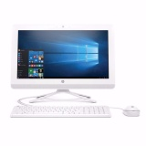 Model Hp Pc All In One 20 C005D Amd E2 7110 4Gb 19 45 Win 10 Putih Terbaru