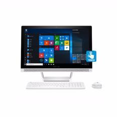 HP PC All In One 24-B215D - Intel Core i5-7400 - 4GB - 1TB - VGA - 23.8