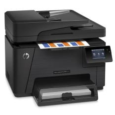HP Printer Color LaserJet Pro MFP M177fw - Hitam