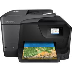 HP Printer Officejet Pro 8710 All In One Multifungsi - Hitam