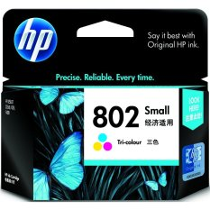 Beli Barang Hp Printer Tinta 802 Small Color Online