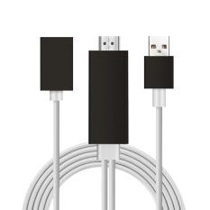 HP Samsung Alas Gilirannya Layar Besar Kabel Konventer Kabel HDMI