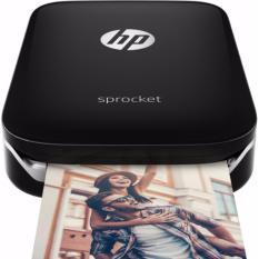 Beli Hp Sprocket Photo Printer Black Hp Online