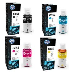 Jual Hp Tinta Original Gt51 Black Gt52 Color Hp