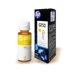 Hp Tinta Original Gt52 Yellow M0H56Aa Asli