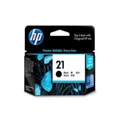 Jual Hp Tinta Printer 21 Hitam Baru