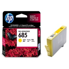 Review Hp Tinta Printer 685 Yellow