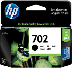 Harga Hp Tinta Printer 702 Hitam Original